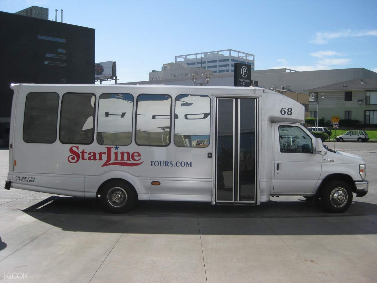 [Sale] Shared Round Trip Transfers between Los Angeles and Disneyland Park  by Starline